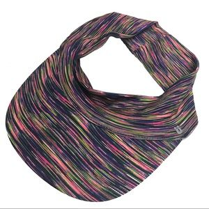 Unbranded Active Visor One Size Fits All Colorful